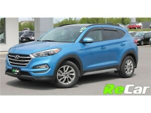 2017 Hyundai Tucson SE AWD | HEATED LEATHER | BACK UP CAM | S...