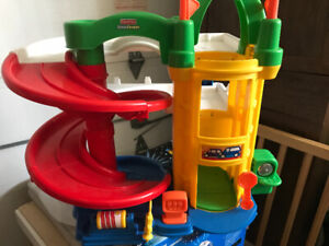 Divers jouets Fisher price