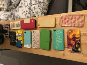 Cases pour iphone 4/4s