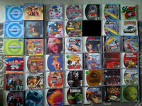 => GRANDE COLLECTION DREAMCAST À VENDRE === valeur de 1130$ ===