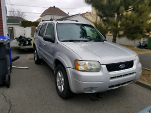 2003 Ford Escape Limited V6 4x4