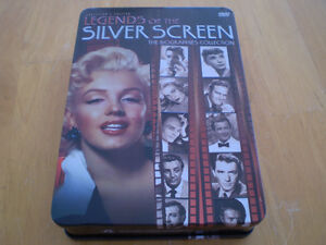 LEGENDS OF THE SILVER SCREEN DVD SET Windsor Region Ontario image 1