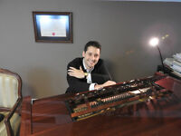PIANO Lessons - North York, McGill Honours Graduate (BMusHon)