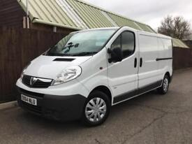 Vauxhall Vivaro LWB 2.0CDTi 115ps 2900 LWB..1 OWNER FROM NEW..IMMACULATE.