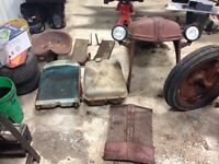 Ford 8N parts