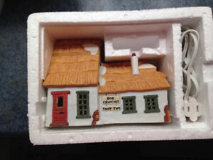 THE COTTAGE OF BOB CRATCHIT AND TINY TIM - VERY EARLY RELEASE