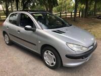 Peugeot 206 1.1 ( el/sr ) 2002MY LX