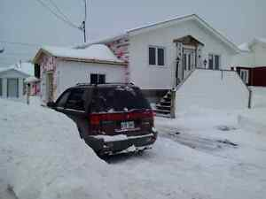 2001 Chevrolet Tracker VUS Lac-Saint-Jean Saguenay-Lac-Saint-Jean image 3
