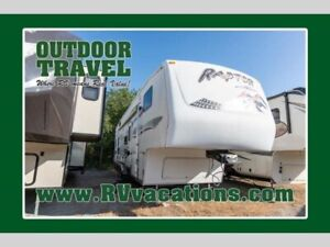2007 Keystone RV Raptor 3612DS