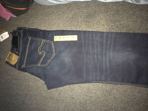 Selling men's silver jeans size 38/32