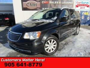 2014 Chrysler Town  Country Touring  POWER SLIDERS  LIFTGATE, 2N