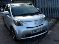 Toyota iQ 1.0 VVT-i 2011MY CHEAP TAX,ONE OWNER,UP TO 73 MPG
