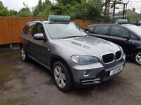 BMW X5 D SE 5STR Grey Auto Diesel, 2007