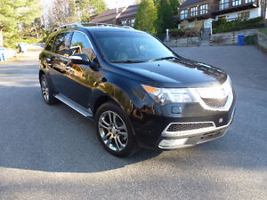 2010 Acura MDX Sport 7 places