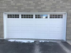 Garage Door 16 x 7.