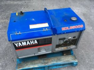 wanted diesel generators not working..and parts for kubota gener
