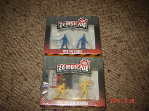 Zombicide game pieces, figures, stat cards. London Ontario image 5