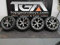 "21"" Genuine OEM BMW 741M Alloy Wheels & Tyres X5 G05"