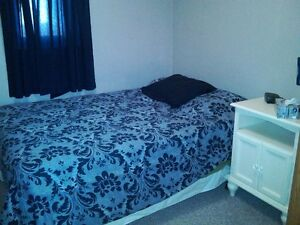 Furnished Bedroom for Rent in Moose Jaw