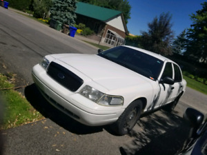2010 Crown Victoria Police pack