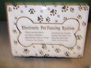 Electric Dog fence
