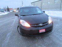2008 Toyota Sienna Automatic,3 years warranty available,Certifiy