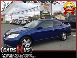 2005 Honda Civic Si-G 2dr Coupe 5M