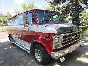Chevrolet Beauville Van
