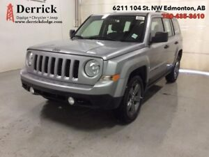 2017 Jeep Patriot   Used 4WD Sport 20kms Htd St Blutooth A/C $12