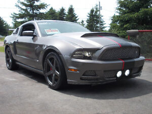 2013 Ford Mustang base Coupe (2 door)