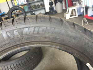 17'' Michelin X Ice Tires