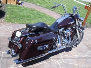 Harley Road King - trade for '07 or later Ultra