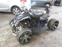2012 JINLING JLA-21B QUAD BIKE 250CC ROAD LEGAL