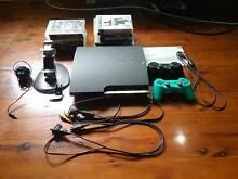 160GB PS3 Slim w/ games Karama Darwin City Preview
