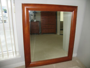 High-End Bassett dresser mirror - $300