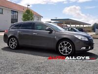 "**19"" Insignia VXR Style Alloy wheels and tyres**"