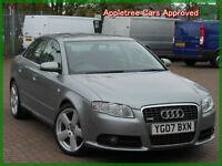 2007 (07) Audi A4 1.9TDI S Line
