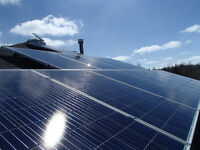 Turn-key Solar Systems! MicroFIT! Net Metering!