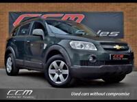 Chevrolet Captiva 2.0 CDTi LT 4X4 5DR (7 Seats) 2009 + FULL HISTORY + WARRANTY +
