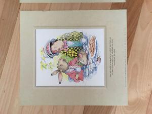 Affiche Alice au pays des merveilles - Alice in Wonderland