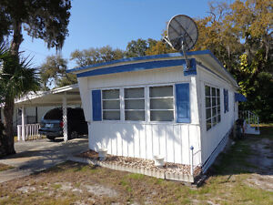 Mobile Home: One Mile from Indian Rocks Beach, Florida