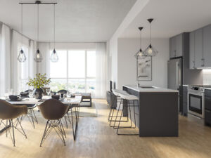 New Condo for rent-Atwater Market, Griffintown, Little Burgundy