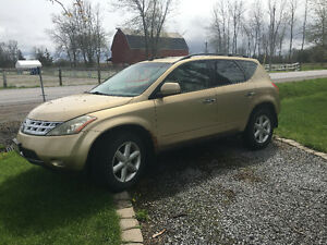 NEW PRICE - 2004 Nissan Murano SUV, Crossover