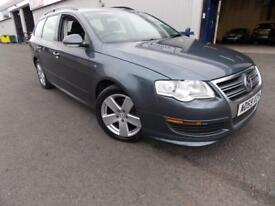 Volkswagen Passat 2.0TDI ( 110PS ) 2009MY R Line Diesel 82k FSH in West Midlands