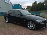 WANTED SWAP BMW 325i M SPORT E90 ##FULLY LOADED##