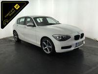 2012 BMW 116D ES 5 DOOR HATCHBACK DIESEL FULL SERVICE HISTORY FINANCE PX