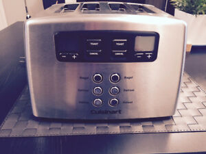Cuisinart Touch to Toast 4-Slice Leverless Toaster