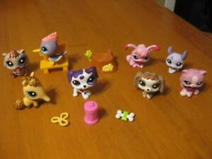LITTLEST PET SHOP COLLECTOR SET DOG