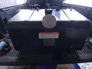 réservoir de camion 50 gallons en acier neuf sterling mack +