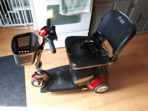Pride  go go traveller electric  scooter